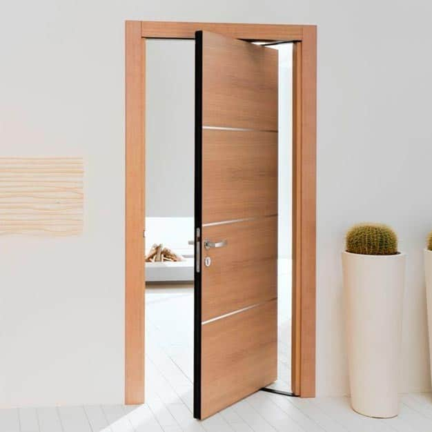 Ergon Living Space Saving Door