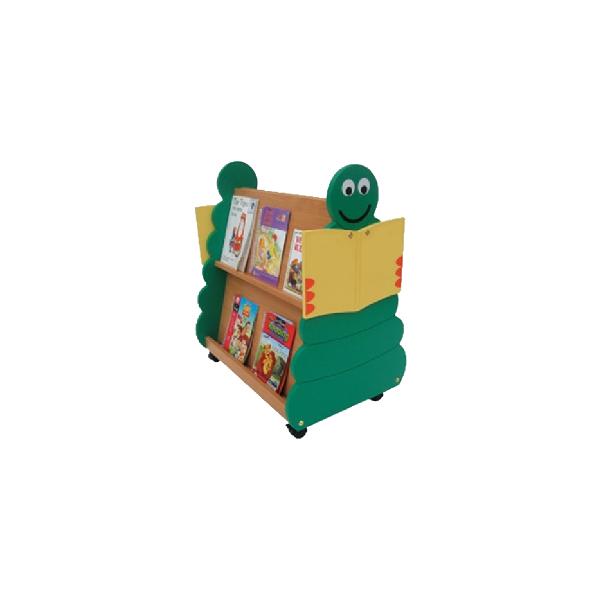 Book Display Storage